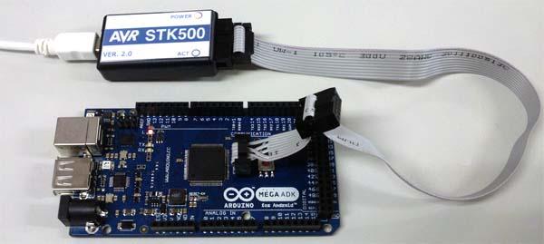 AVR STK500 V2.0 USB ISP Programmer